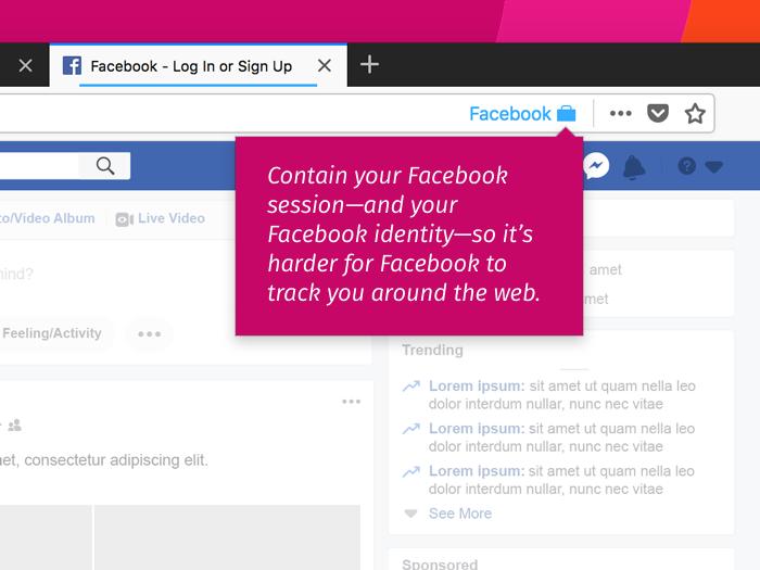 Stop Facebook Spying