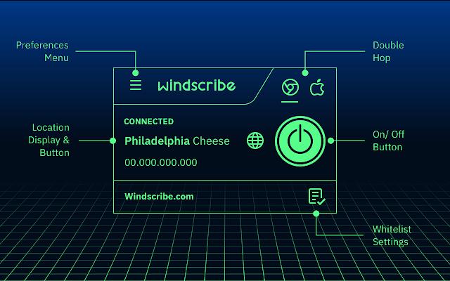 Windscribe: Best Free VPN